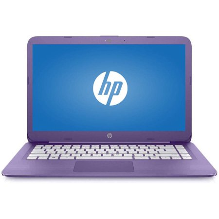 Hp Stream 14  Laptop  Windows 10 Home  Intel Celeron N3060 Processor  4Gb Ram  32Gb Emmc Storage  Refurbished