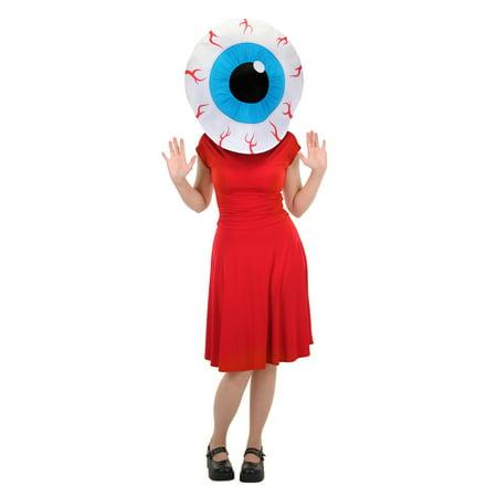 Giant Eyeball Mask (Giant Eyeball MASKot Head Mask by)