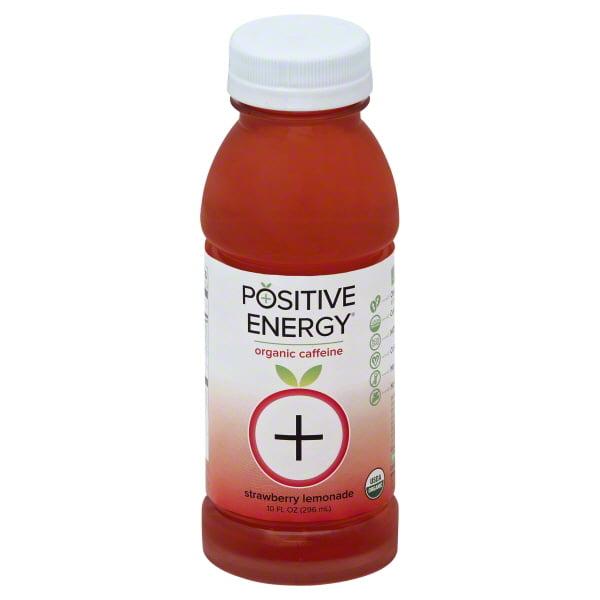 Positive Energy Natural Energy Drink, 10 fl oz