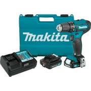 """Makita 12V max CXT® Lithium-Ion Cordless 3/8"""" Driver-Drill Kit"""