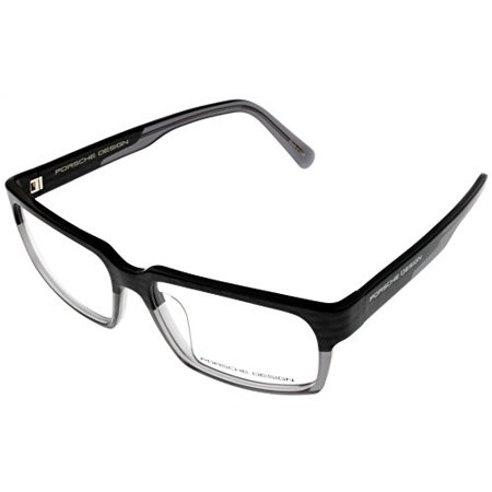 Porsche Design Prescription Eye wear Frames Men Grey Rectangular P8191K (Porsche Design Eyewear)