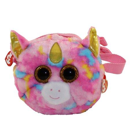 TY Gear Purse - FANTASIA the Rainbow Unicorn (8 inch)](Rainbow Bag)