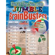 Fun in the Sun with Jumble BrainBusters : The Ultimate in Sizzling Puzzle Fun