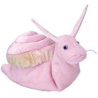TY Beanie Baby - SWIRLY the Snail (6 inch)