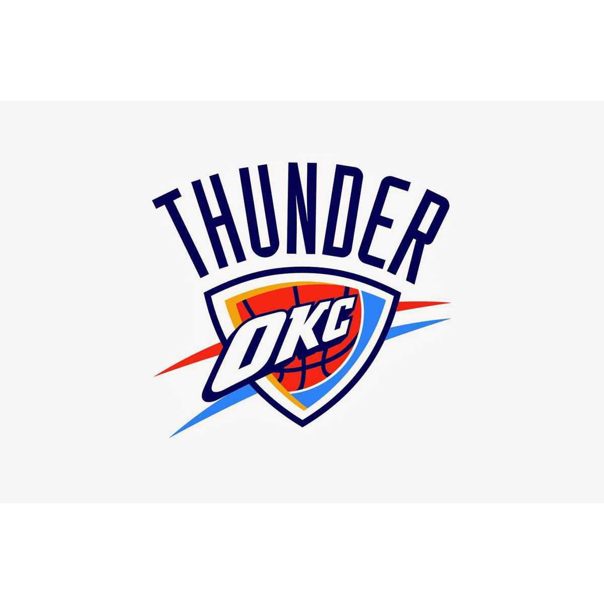 NBA Oklahoma City Thunder NBA 40X60 Fleece Blanket