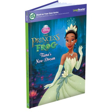 Leapfrog Leapreader Book Disney Princess And The Frog