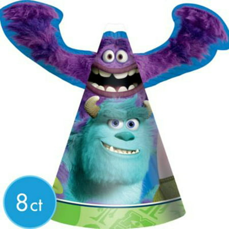 Monsters University Party Central (Monsters University Inc. Cone Hats)