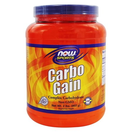 NOW Foods - NOW Sports Carbo Gain Powder - 2 lbs.