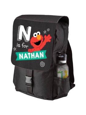 fab967c320 Product Image Personalized Sesame Street Elmo Swirl Backpack