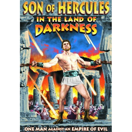 Son of Hercules: In the Land of Darkness (DVD) (Medusa Against The Son Of Hercules 1963)