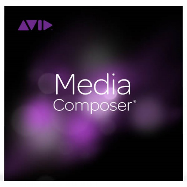 Avid Media Composer 8 Academic Activation Card