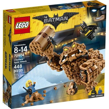 The Lego Batman Movie   Clayface Splat Attack  70904