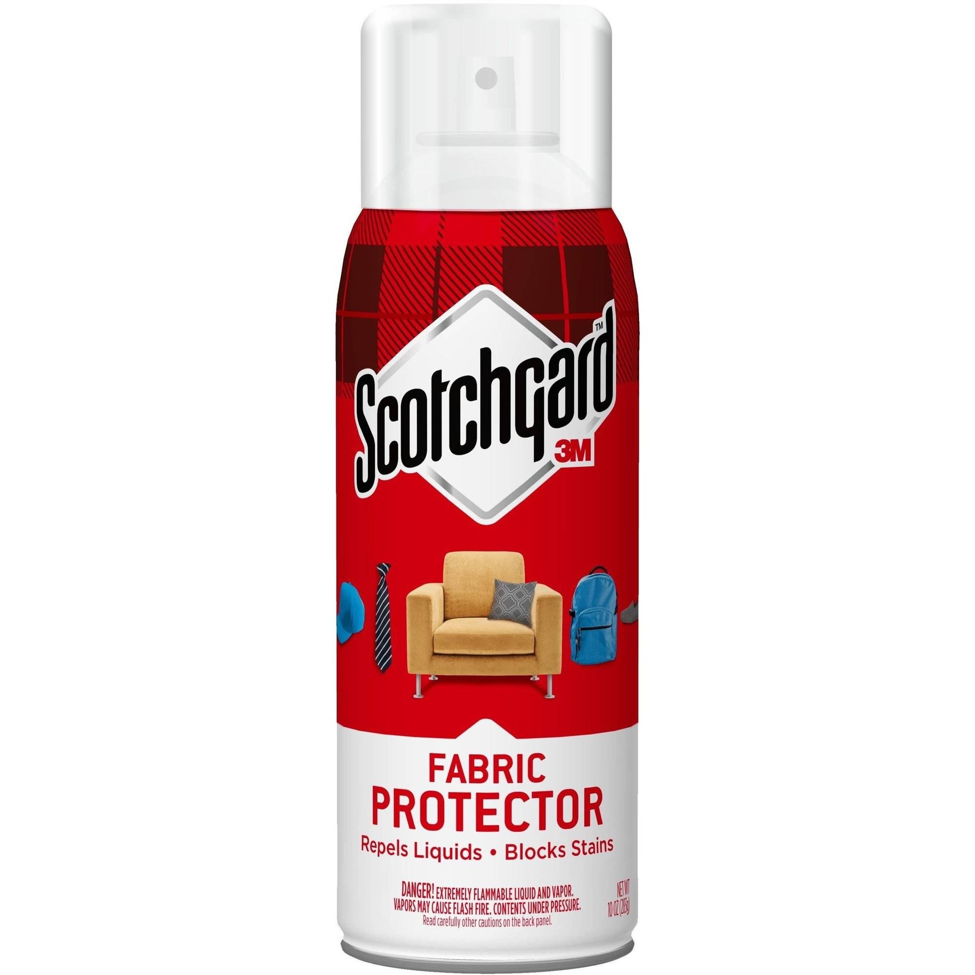 Scotchgard Fabric And Upholstery Protector, 10 oz