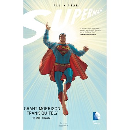 All Star Superman - Grant Morrison Book