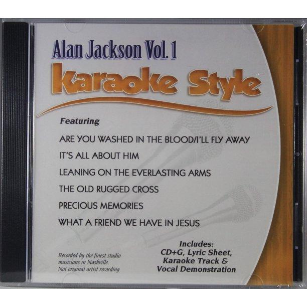 Alan Jackson Volume 1 Daywind