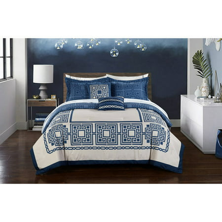 StyleNest Athena Bed-in-a-Bag Set, King