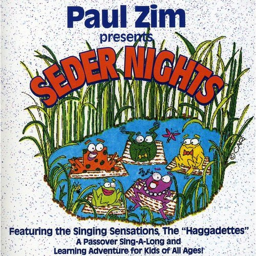 Rite Lite CD-PZ-SED Paul Zims Seder Nights Cd