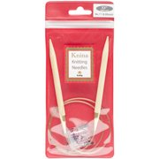 "Tulip Knina Knitting Needles, 32"", Size 11/8mm"