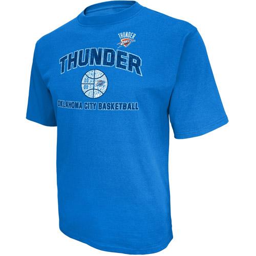 NBA Big Men's Oklahoma City Thunder Short Sleeve Tee