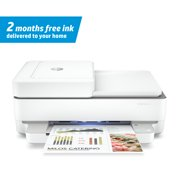 HP ENVY Pro 6455 Wireless All-in-One Color Inkjet Printer - Instant Ink Ready