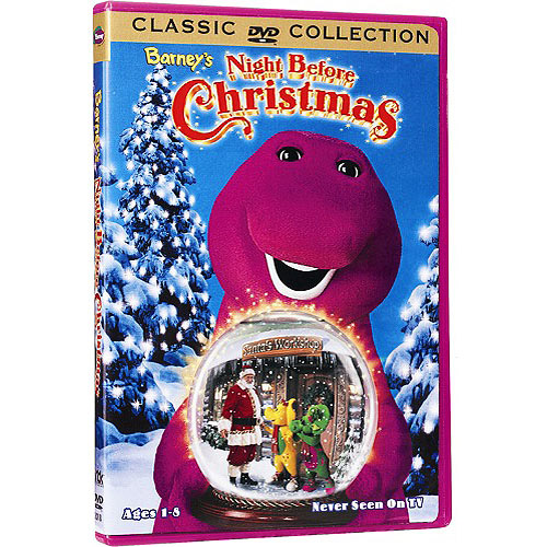 Barney's Night Before Christmas (Full Frame, Special Edition)