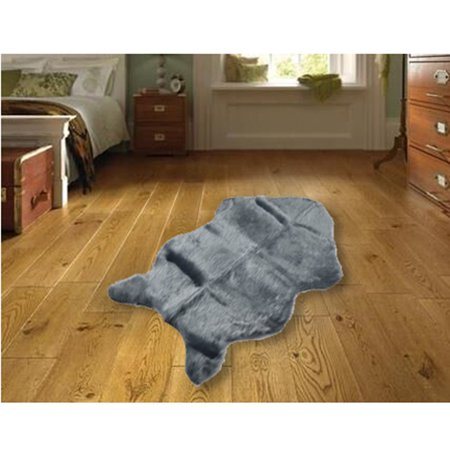 Soft Sheepskin Rug Chair Cover Artificial Wool Warm Hairy Carpet Seat Pad New