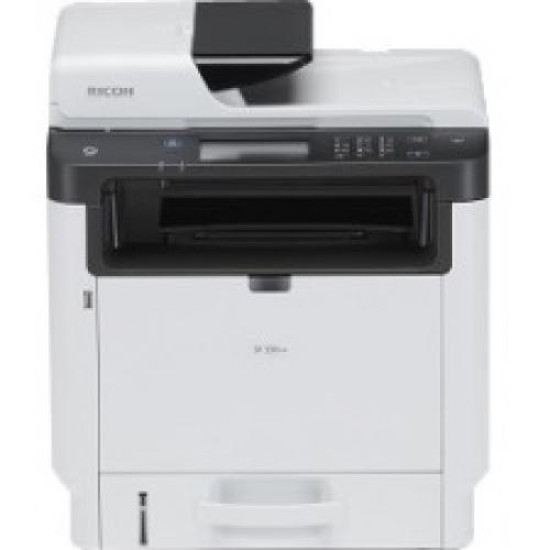 Ricoh SP 330SFN Black and White Laser Multifunction Printer