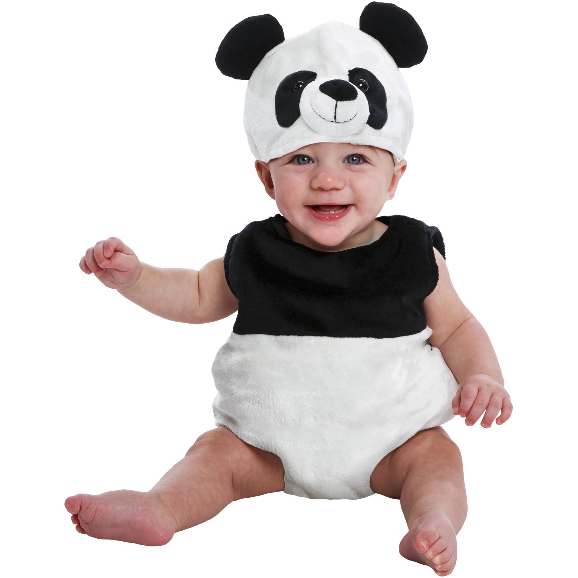 Panda Bubble Infant Halloween Dress Up / Role Play Costume