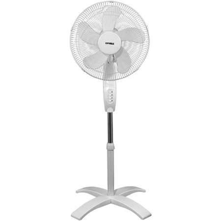 Optimus 16 Quot Wave Oscillating Stand Fan Without Remote