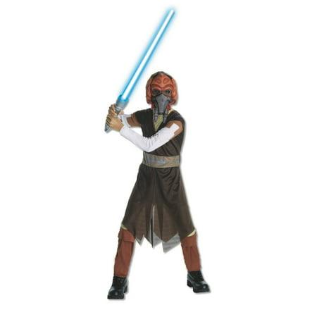 Plo Koon Lightsaber Halloween Accessory (Star Wars Boys Plo Koon Halloween)