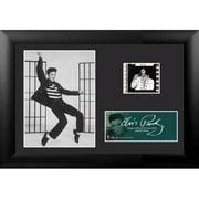 Trend Setters Elvis Presley Mini FilmCell Presentation Framed Memorabilia