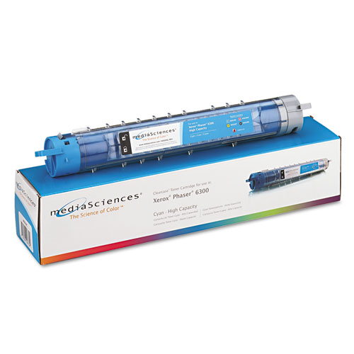 Mdams630Chc Phaser 6300 Compatible, 106R01082 Laser Toner, 7,000 Yield