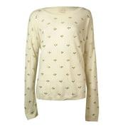 Maison Jules Women's Rhinestone Cashmere Sweater