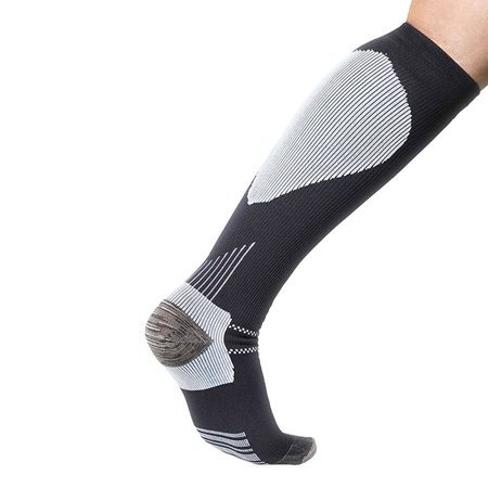 Fxt Compression Socks   Calf Length   Sm  Specially Designed Plantar Fxt Technology Gives You Reactive Compression Where You Need It By Thermoskin