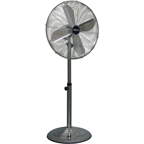 metal pedestal fan 18 quot metal pedestal fan walmart 4097