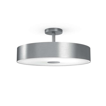 Philips Hue Fair White Ambiance Smart Semi-Flushmount Ceiling Lamp, Hub Required