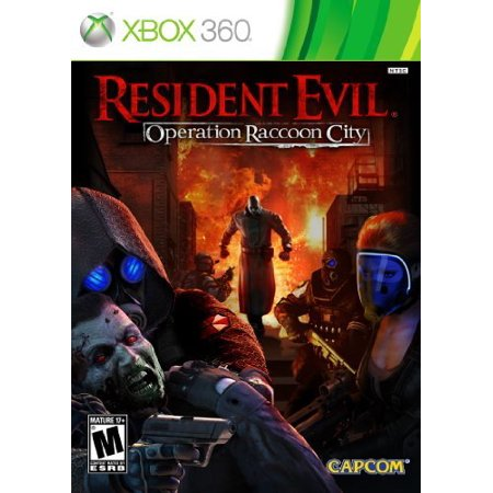 Resident Evil: Operation Raccoon City, Capcom, XBOX 360, (Resident Evil Operation Raccoon City Best Character)