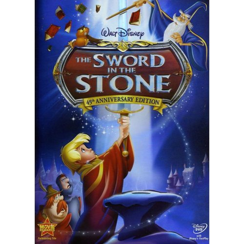 The Sword In The Stone (45th Anniversary) (Special Edition) (Full Frame)
