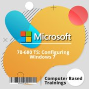 Microsoft 70-680 TS: Configuring Windows 7 and Test Preparation Quizzes
