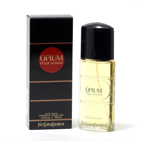OPIUM POUR HOMME by YVES SAINTLAURENT - EDT SPRAY 3.3 (Yves Saint Laurent Pour Homme After Shave)