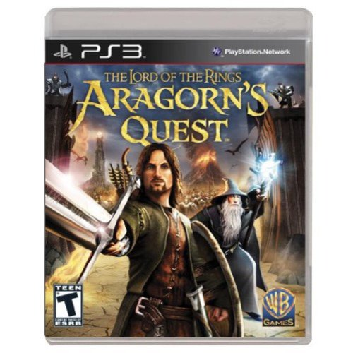 Lord of the Rings: Aragorn's Quest - (PS3)