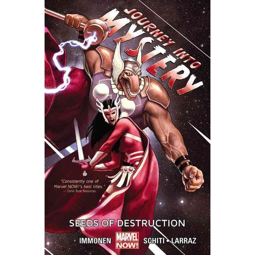 Journey into Mystery Featuring Sif 2: Seeds of Destruction (Marvel Now)