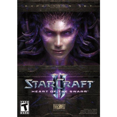 Activision 72855 Starcraft Ii Heart Of Swarm Pc