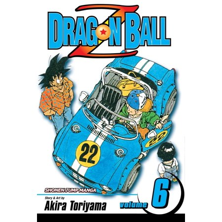 Dragon Ball Z Quotes (Dragon Ball Z, Vol. 6)