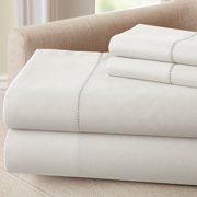 Amrapur Overseas Inc. 1500 Thread Count Rich Solid Sheet Set