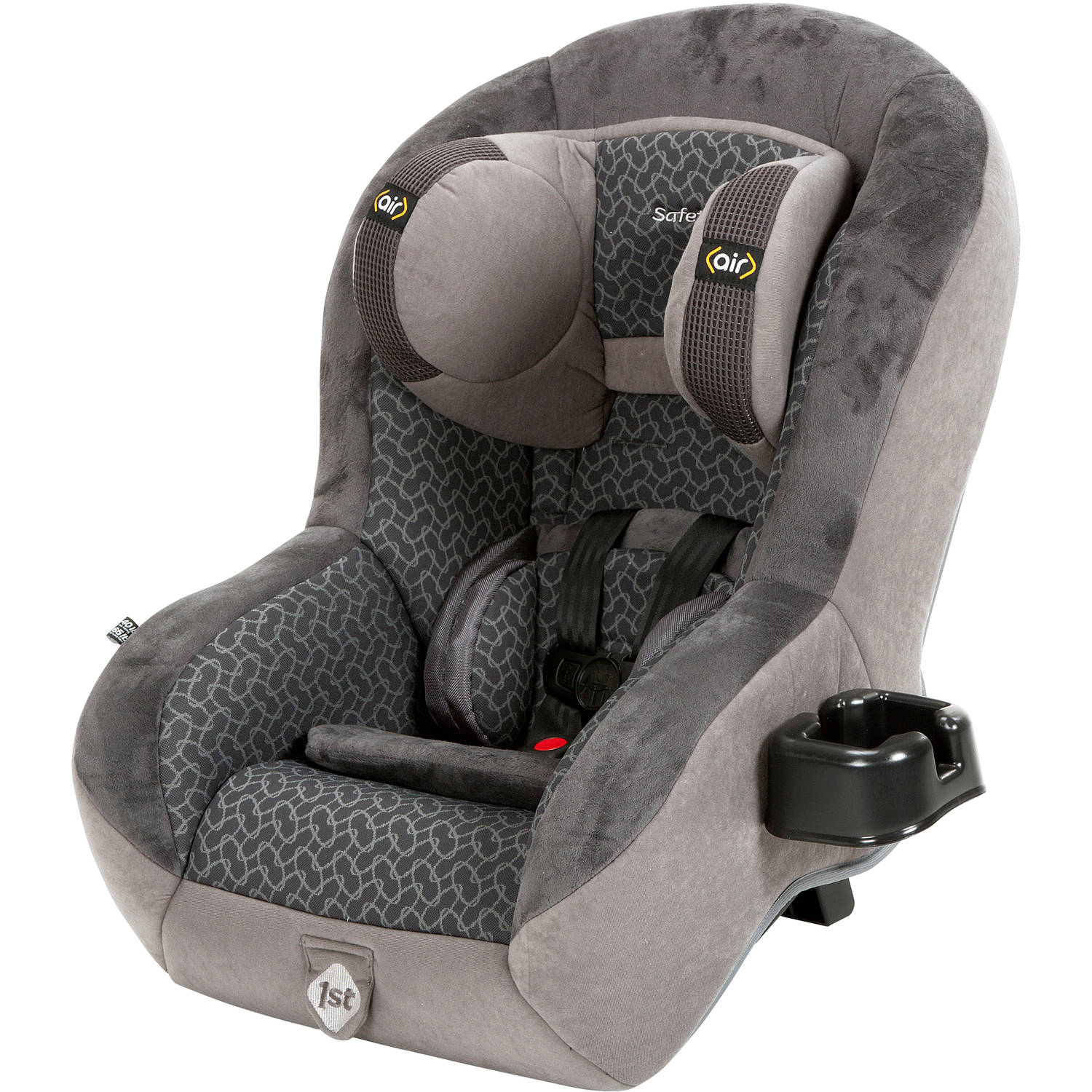 Safety 1st Chart Air 65 Convertible Car Seat, Monorail