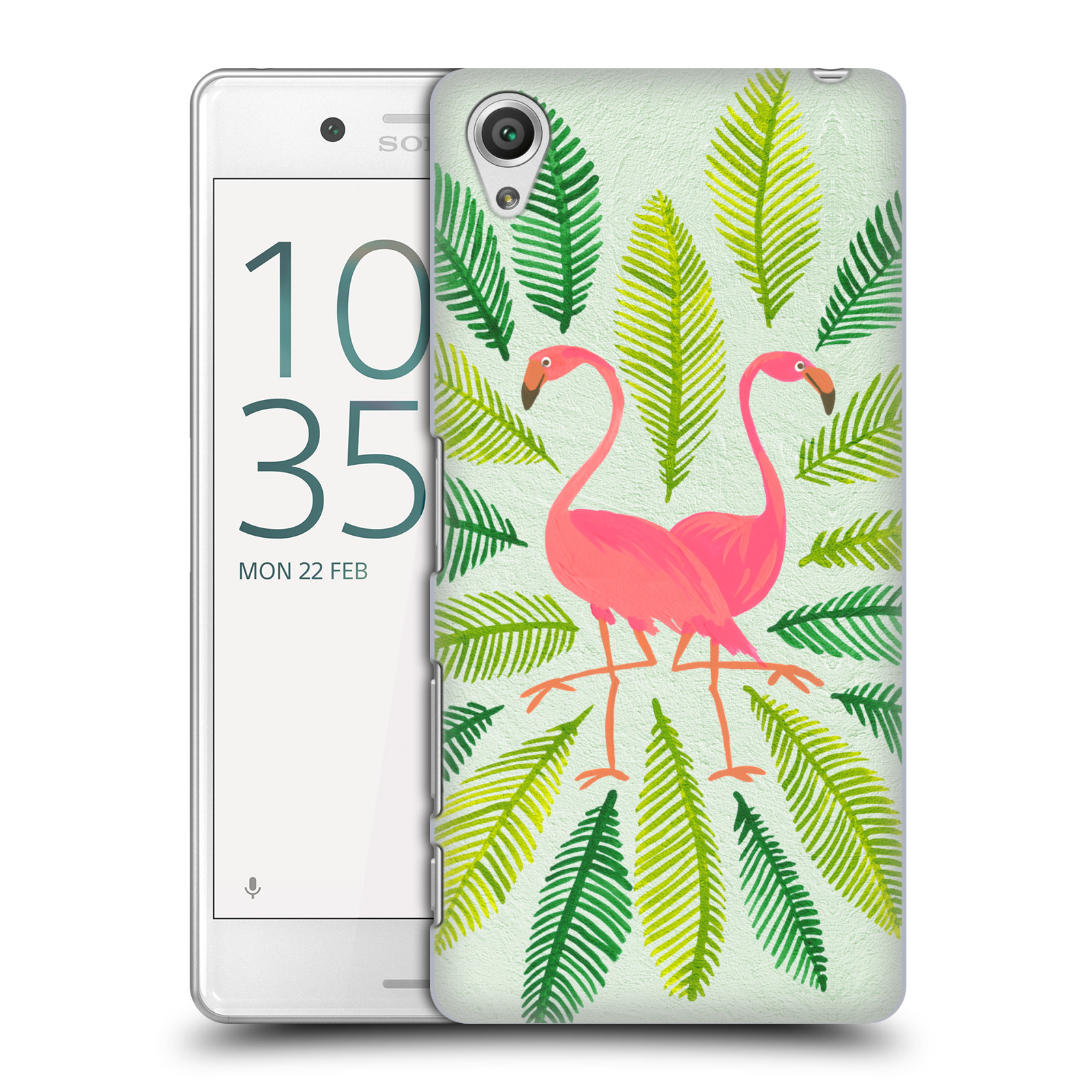 OFFICIAL CAT COQUILLETTE BIRDS HARD BACK CASE FOR SONY PHONES 1