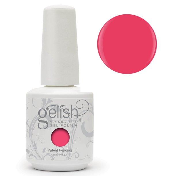 New Gelish Harmony 01331 Passion 15ml 5oz Soak Off Salon Led Gel Nail Polish Walmart Com Walmart Com