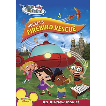 Little Einsteins: Rocket's Firebird Rescue (DVD)