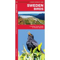 Sweden Birds : A Folding Pocket Guide to Familiar Species